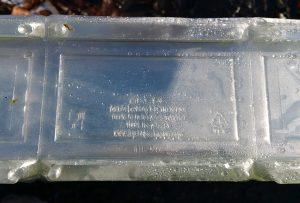 PET trays plastics